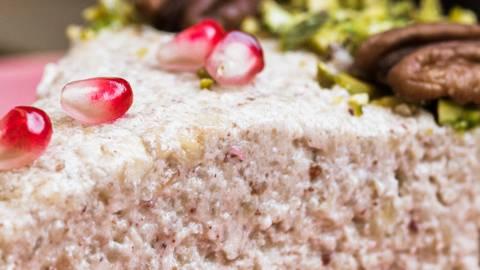 Veganuarska torta