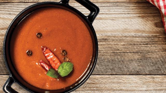 Enostavna omaka za žar