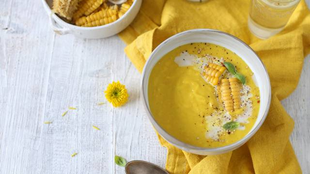 Koruzna juha