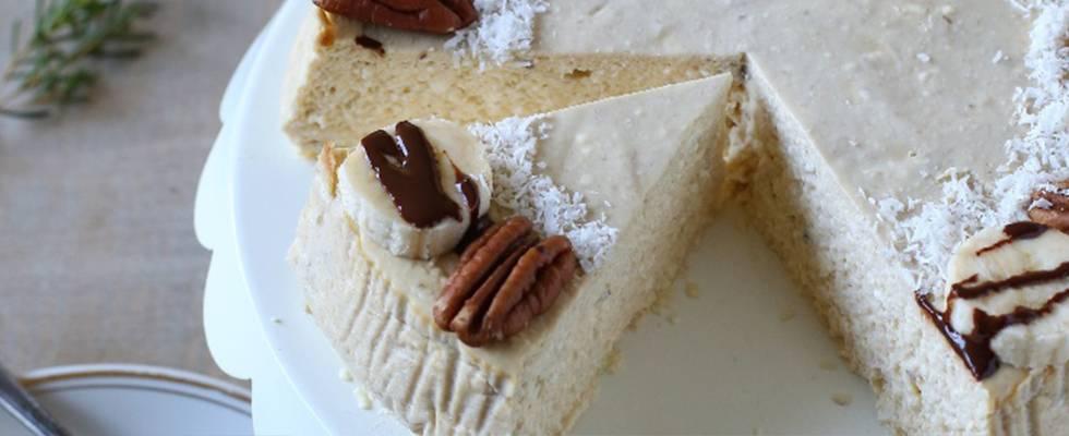 Bananino skutina torta